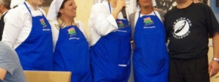 "Una castelbuonese nella ""Brigata di cucina Madonie"""