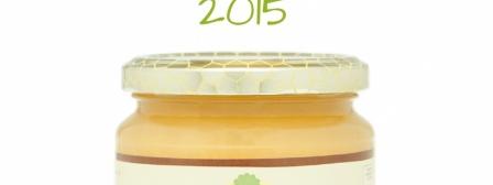 Medaglia d'oro 2015 al miele millefiori Bergi
