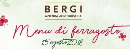 Ferragosto 2018 in Agriturismo
