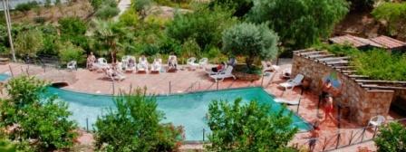 Relax in piscina! Camera pranzo e piscina €99,00 x 2 persone